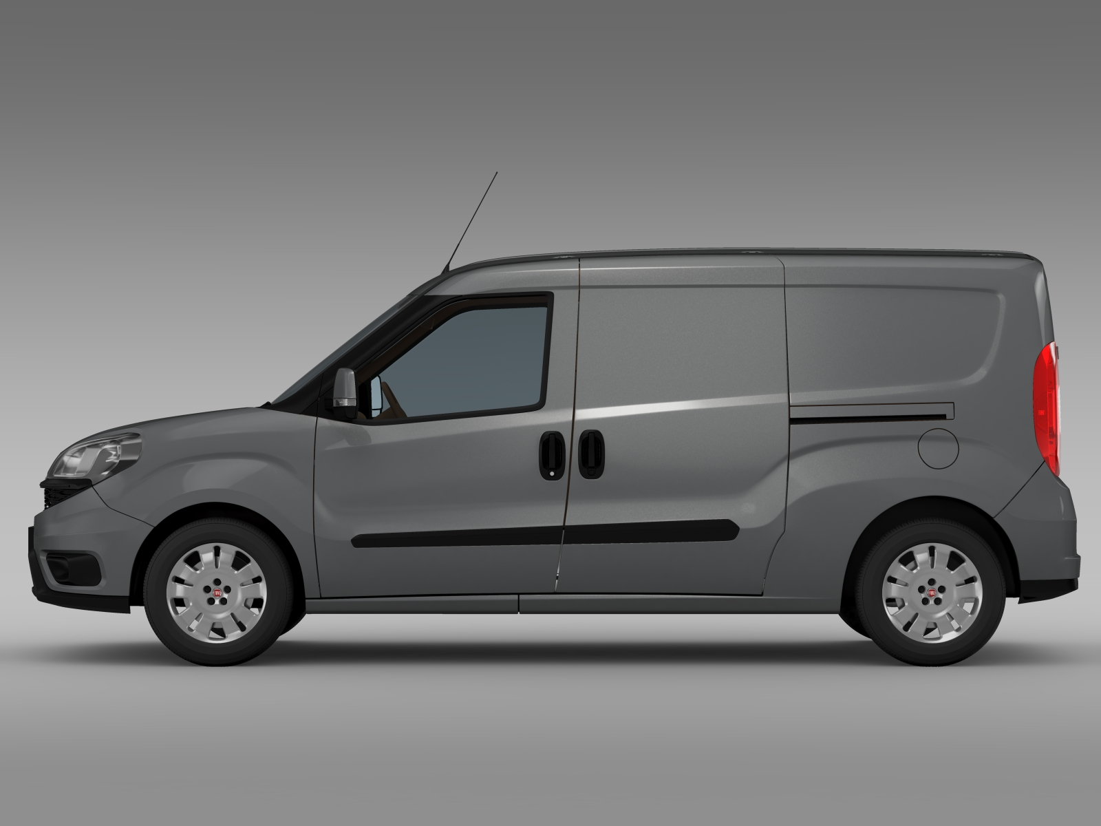 fiat doblo cargo maxi 263 2015 3d model buy fiat doblo cargo maxi 263 2015 3d model flatpyramid. Black Bedroom Furniture Sets. Home Design Ideas