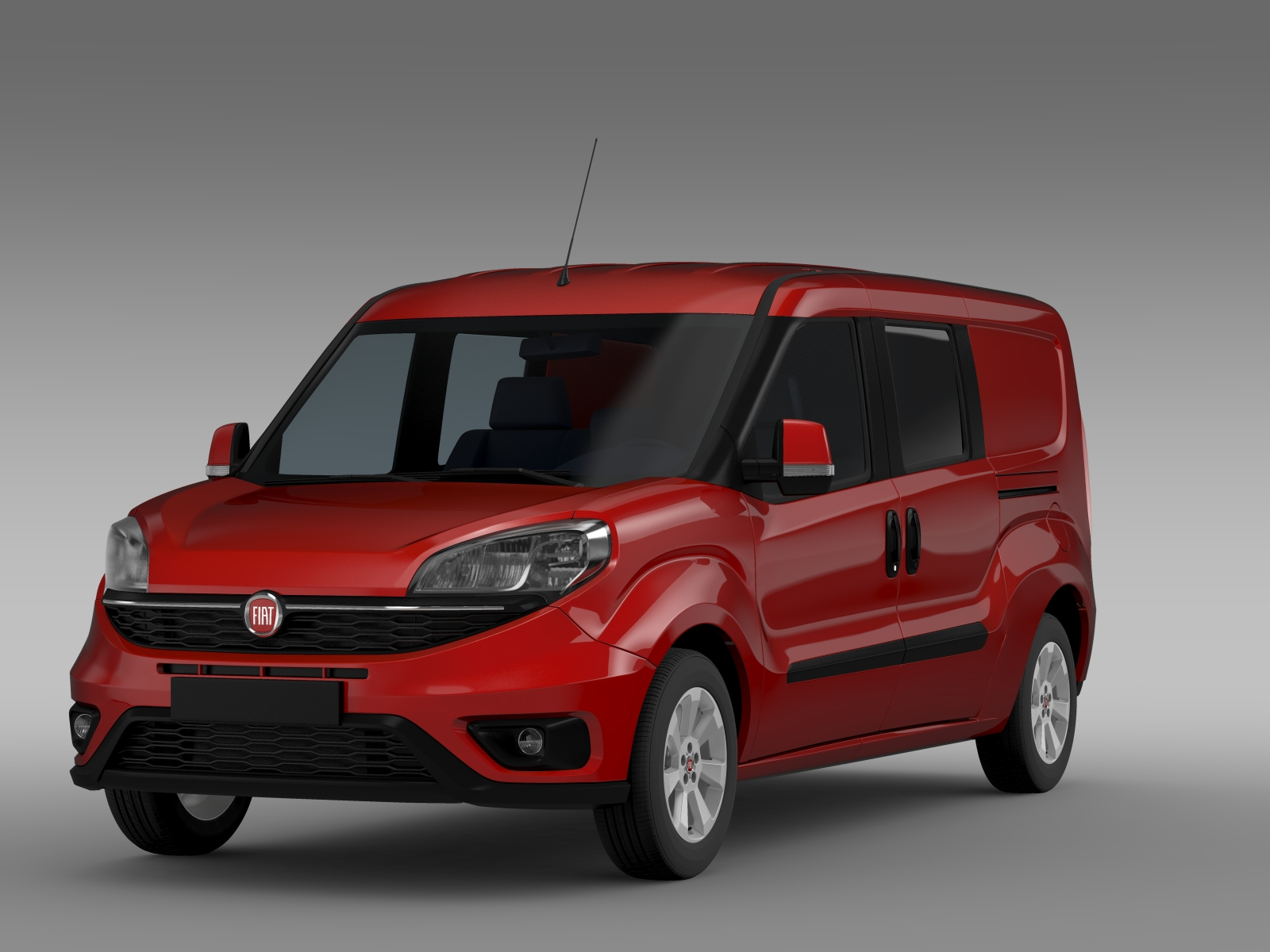 fiat doblo maxi combi 263 2015 3d model buy fiat doblo maxi combi 263 2015 3d model flatpyramid. Black Bedroom Furniture Sets. Home Design Ideas