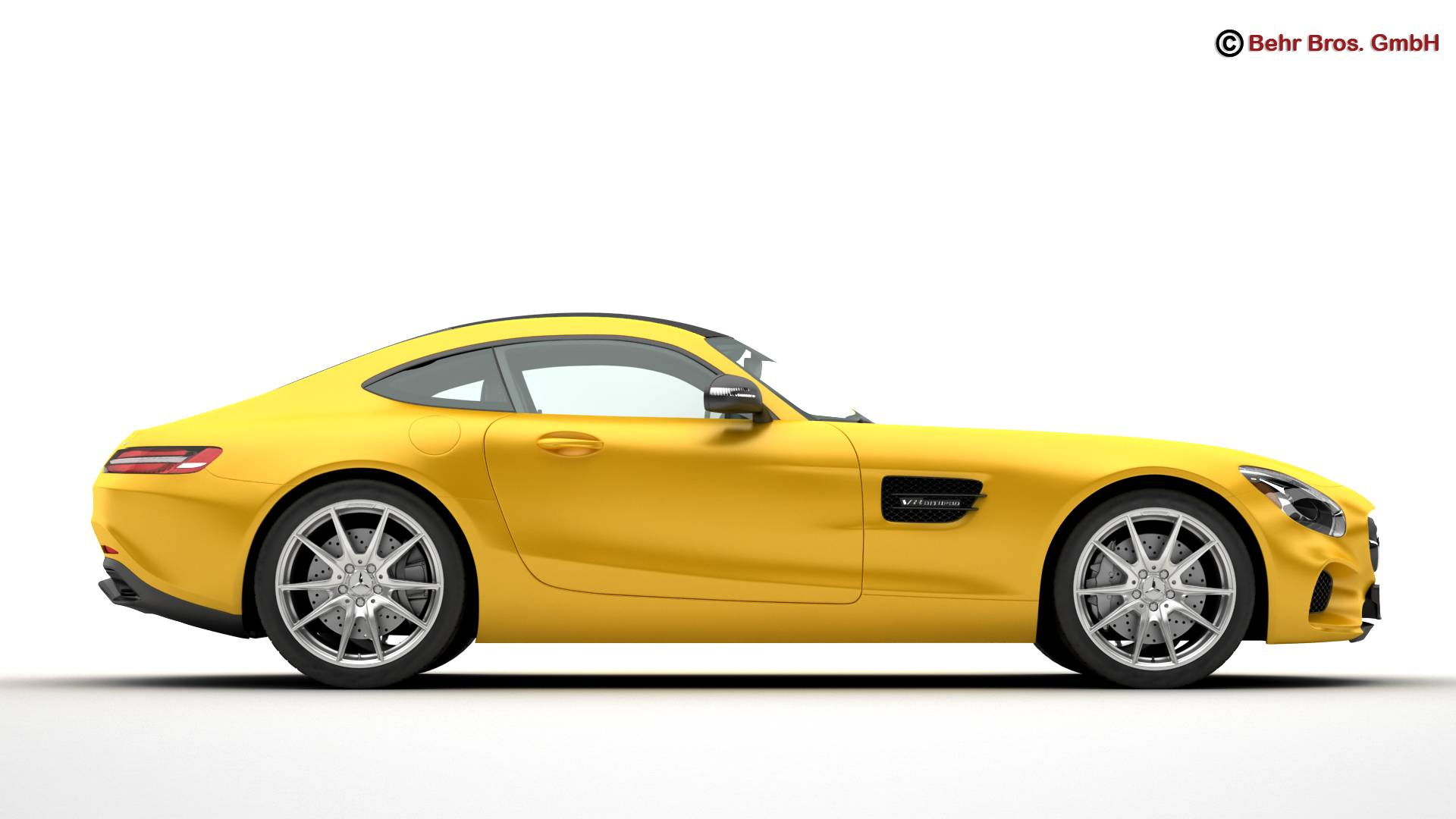 mercedes amg gt 2015 eu and us version 3d model 3ds max fbx c4d lwo ma mb obj 210117