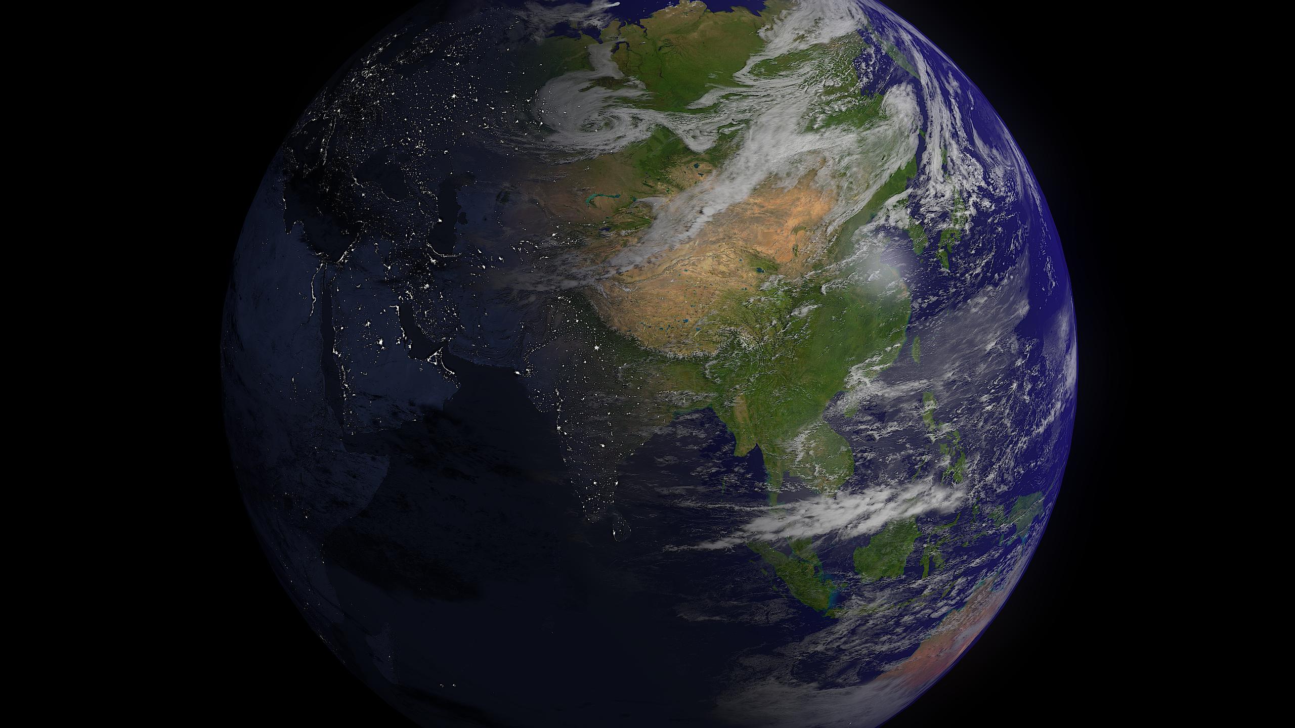 zemlja 21k 3d model 3ds fbx blend dae obj 210246