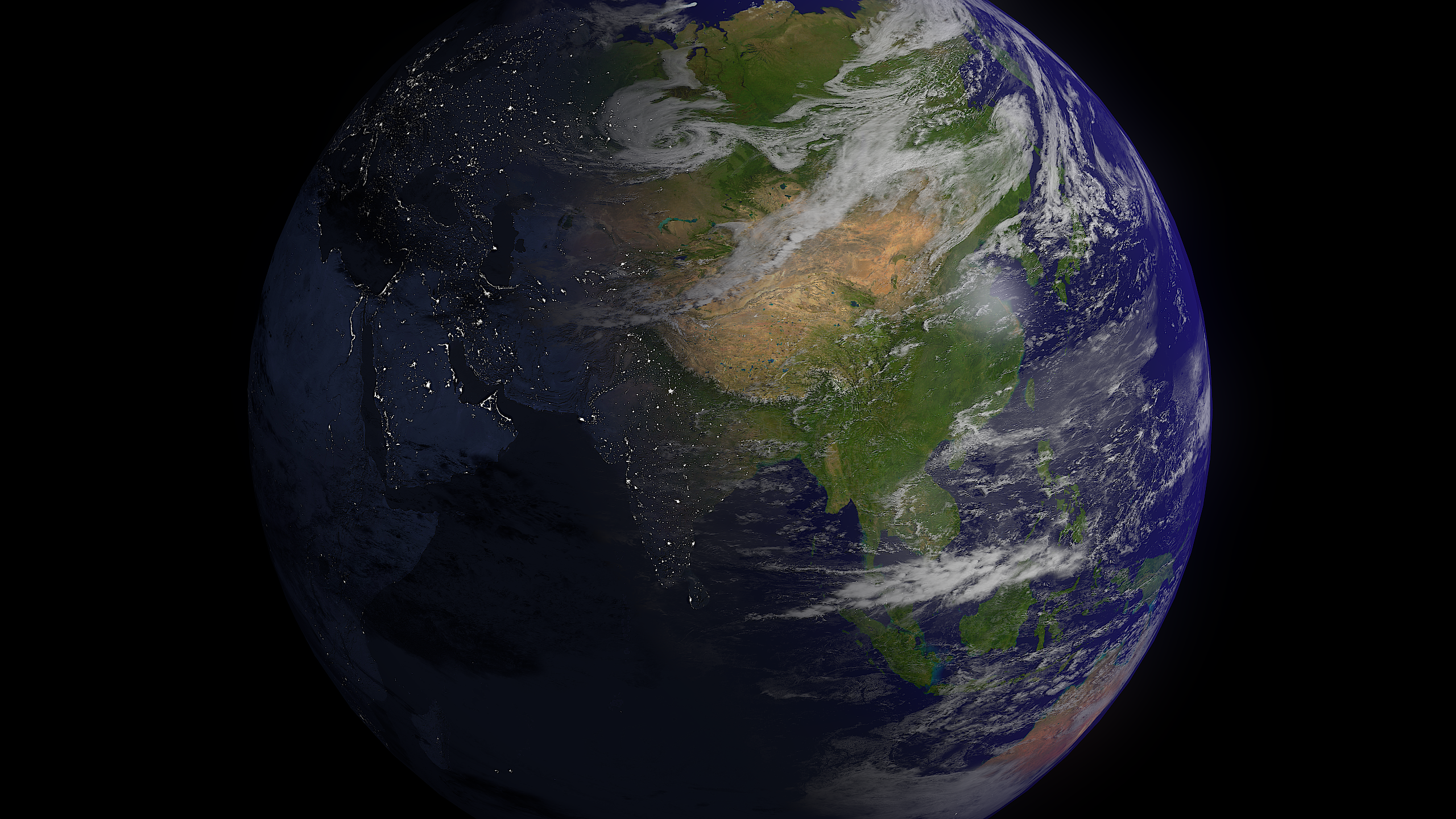 Earth 21k 3d model 3ds fbx blend dae obj 210246
