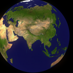 Earth 21k 3d model other 3d content world map 3ds fbx blend dae share this 3d model gumiabroncs Image collections