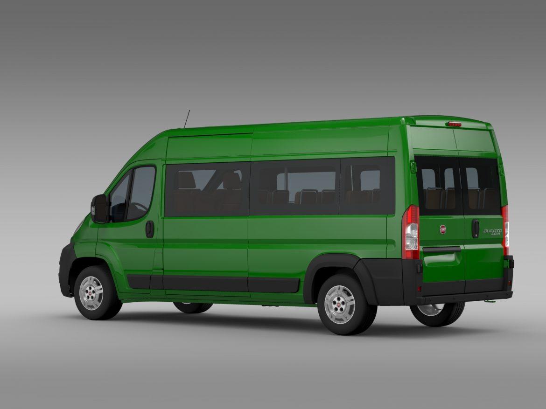 fiat ducato maxi bus l4h2 2006-2014 3d model 3ds max fbx c4d lwo ma mb hrc xsi obj 210330