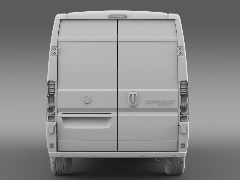 fiat ducato maxi bus l4h2 2006-2014 3d model 3ds max fbx c4d lwo ma mb hrc xsi obj 210337