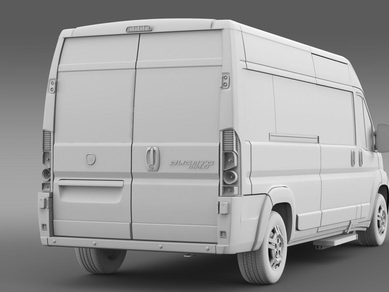 fiat ducato maxi bus l4h2 2006-2014 3d model 3ds max fbx c4d lwo ma mb hrc xsi obj 210339