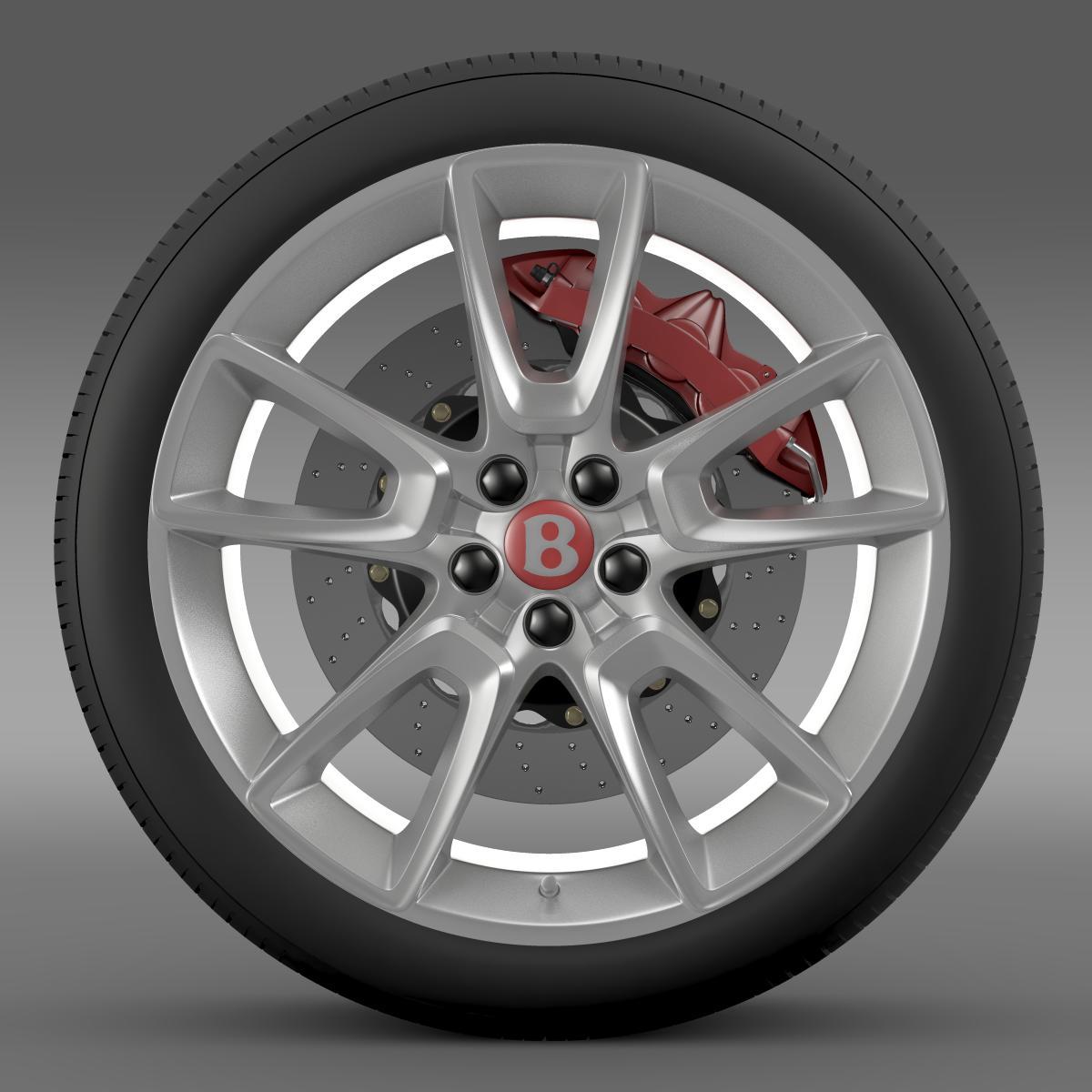 bentley continental gt v8 s 2015 3d model 3ds max fbx c4d lwo ma mb hrc xsi obj 210596