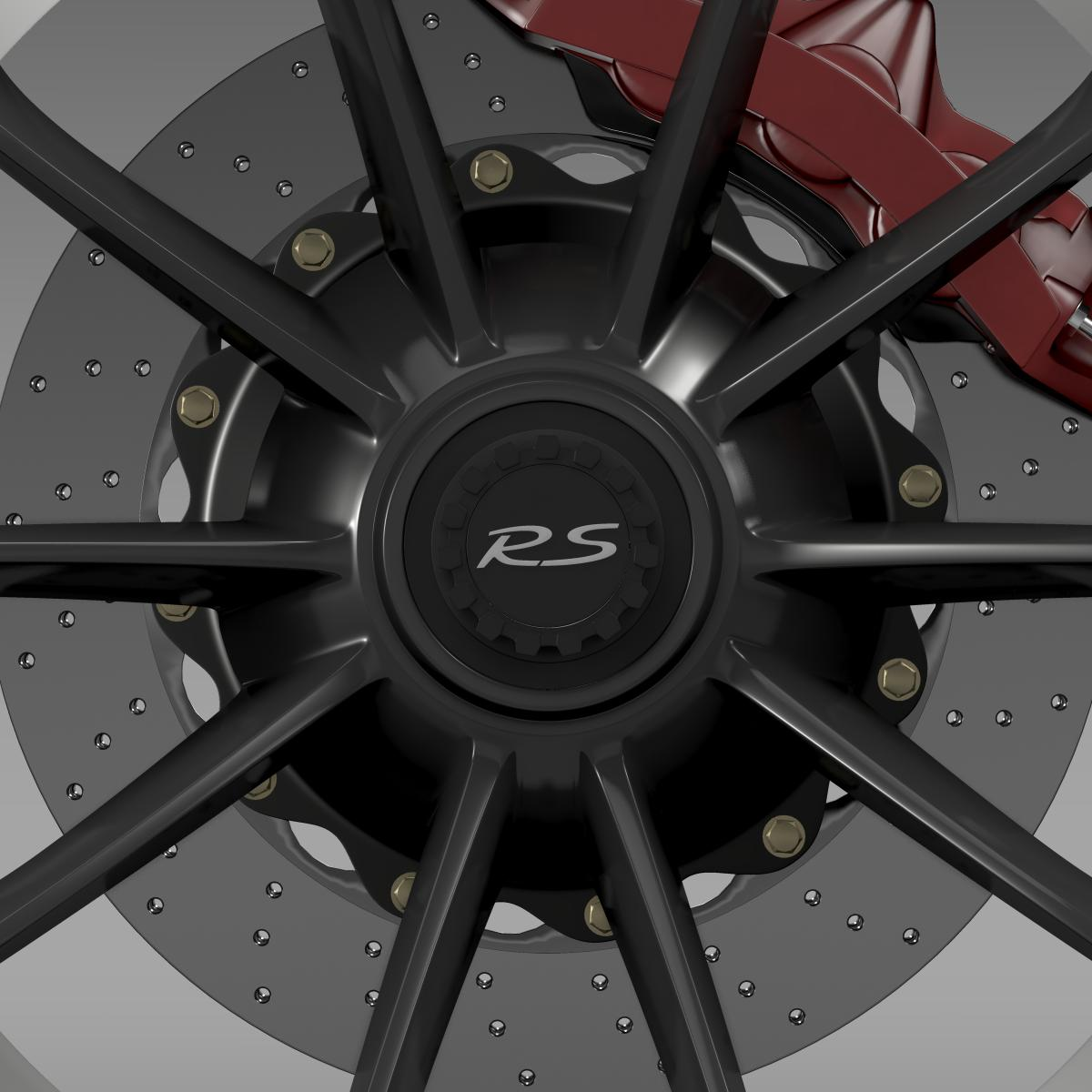 porsche 911 gt3 rs 2015 wheel 3d model 3ds max fbx c4d lwo ma mb hrc xsi obj 210832