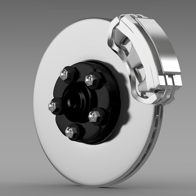 seat mii wheel 3d model 3ds max fbx c4d lwo ma mb hrc xsi obj 210867