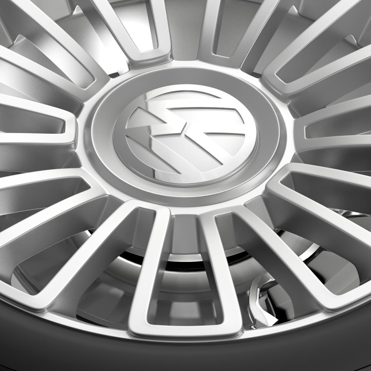 volkswagen up wheel 3d model 3ds max fbx c4d lwo ma mb hrc xsi obj 210886
