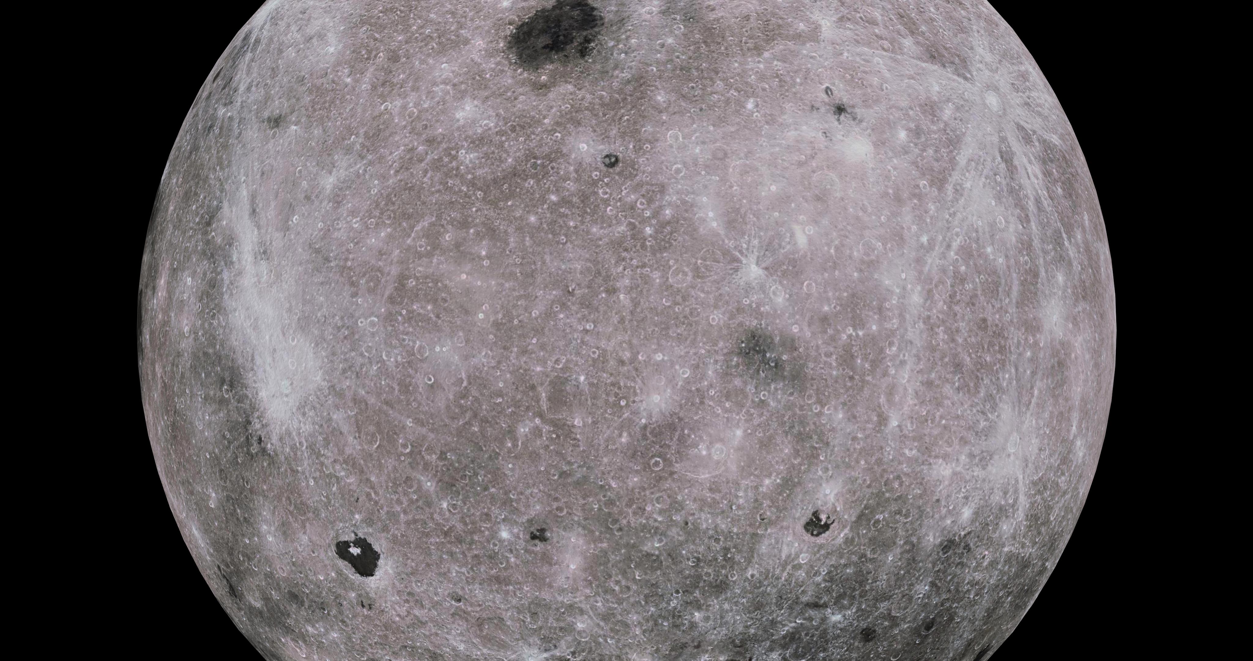 moon 8k 3d model 3ds fbx blend dae obj 210899