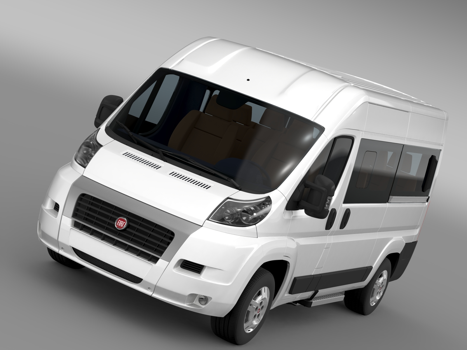 fiat ducato panorama l2h2 2006 2014 3d model buy fiat ducato panorama l2h2 2006 2014 3d model. Black Bedroom Furniture Sets. Home Design Ideas