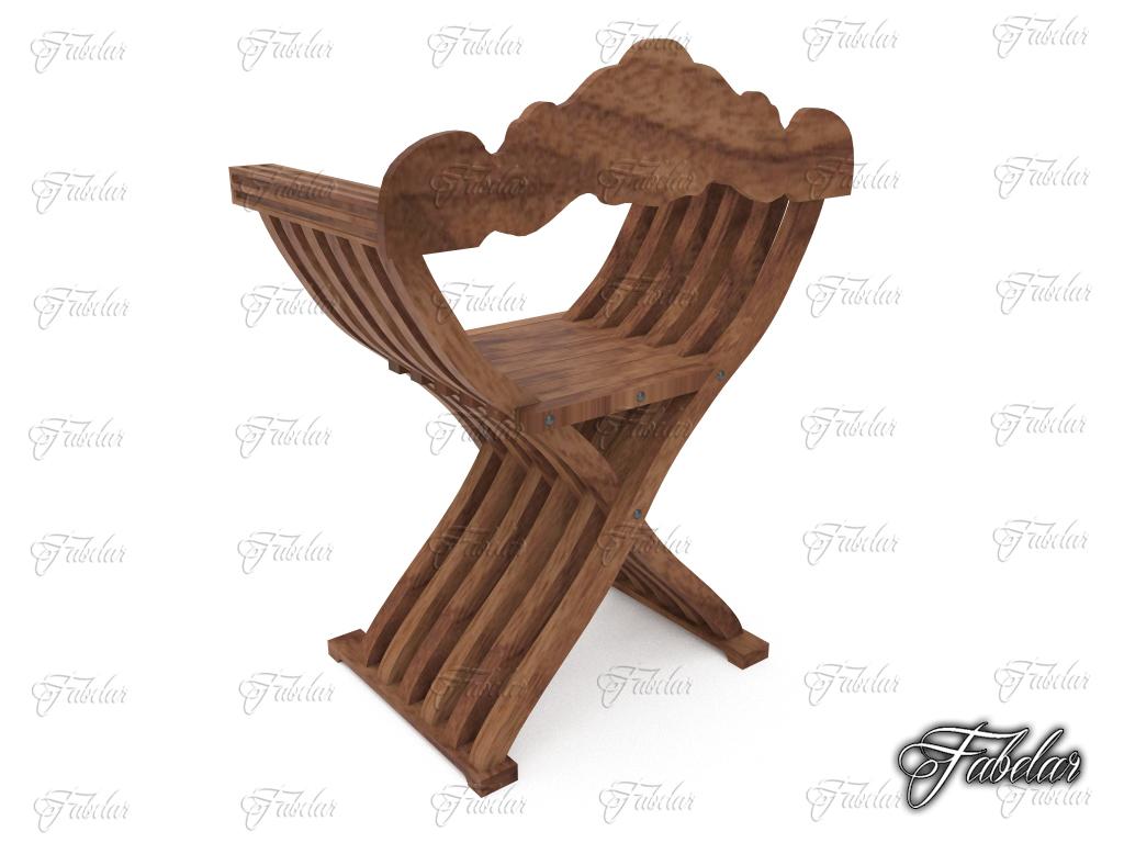 Savonarola chair ( 307.46KB jpg by fabelar )