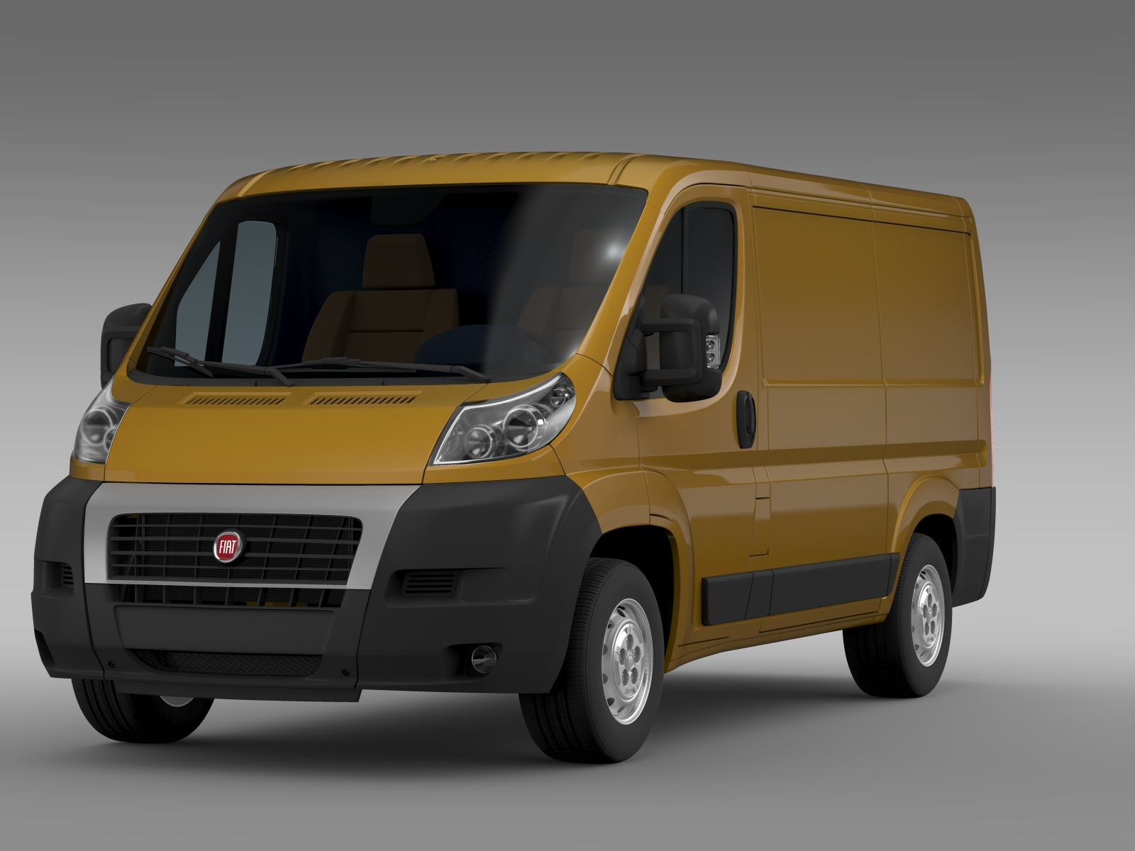 fiat ducato van l1h1 2006 2014 3d model buy fiat ducato van l1h1 2006 2014 3d model flatpyramid. Black Bedroom Furniture Sets. Home Design Ideas