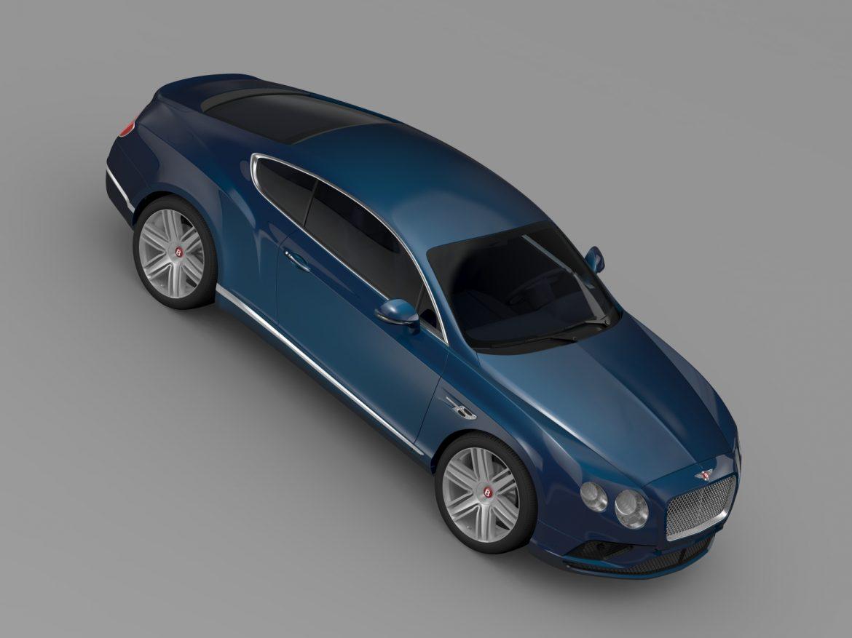 Bentley Continental gt v8 2015 3d modelis 3ds max fbx c4d lwo ma mb hrc xsi obj 211002