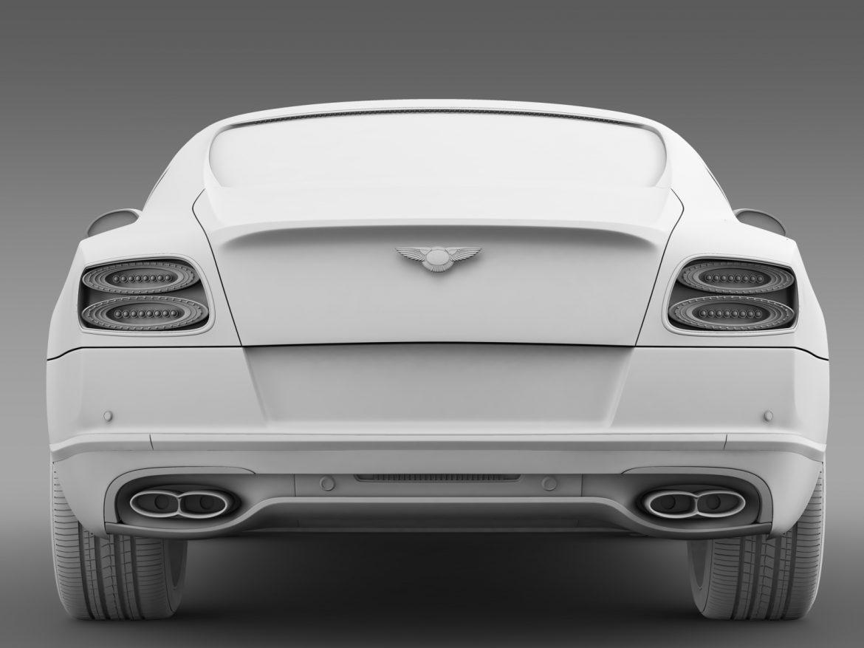 Bentley Continental gt v8 2015 3d modelis 3ds max fbx c4d lwo ma mb hrc xsi obj 211004