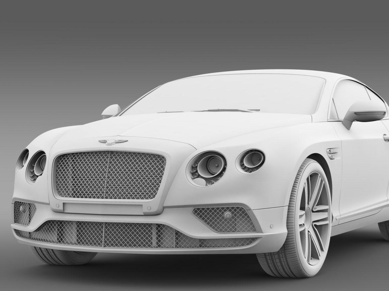Bentley Continental gt v8 2015 3d modelis 3ds max fbx c4d lwo ma mb hrc xsi obj 211005