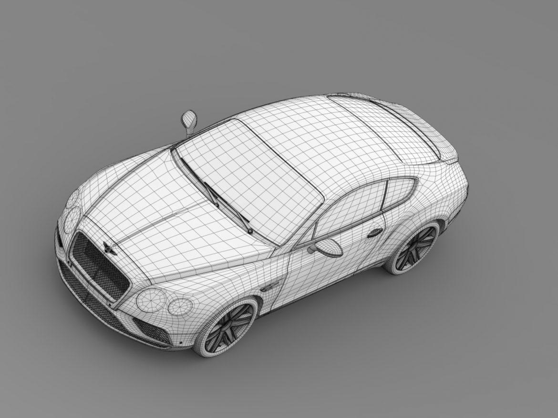 Bentley Continental gt v8 2015 3d modelis 3ds max fbx c4d lwo ma mb hrc xsi obj 211007