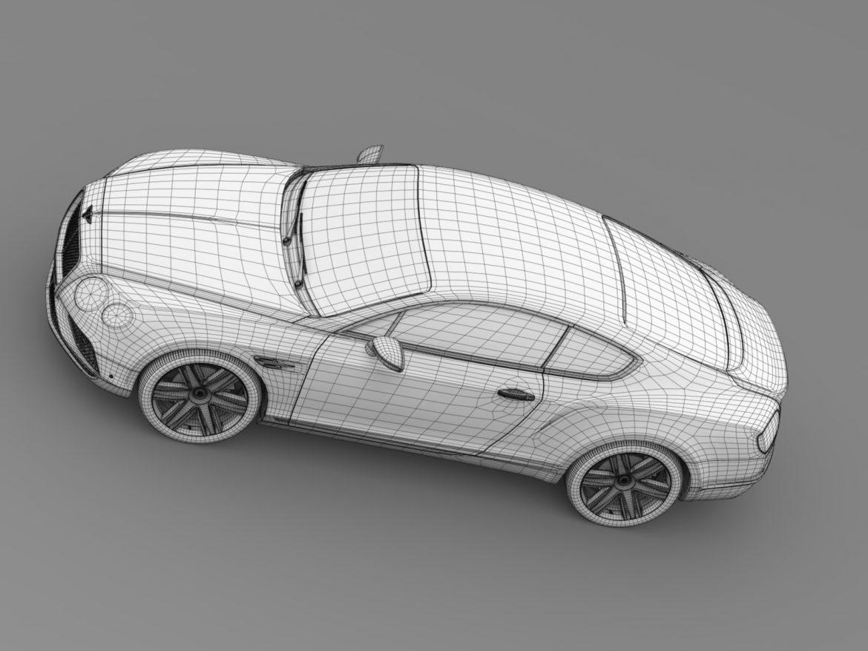Bentley Continental gt v8 2015 3d modelis 3ds max fbx c4d lwo ma mb hrc xsi obj 211008