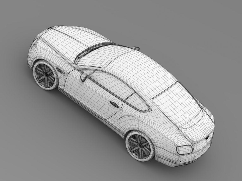 Bentley Continental gt v8 2015 3d modelis 3ds max fbx c4d lwo ma mb hrc xsi obj 211009