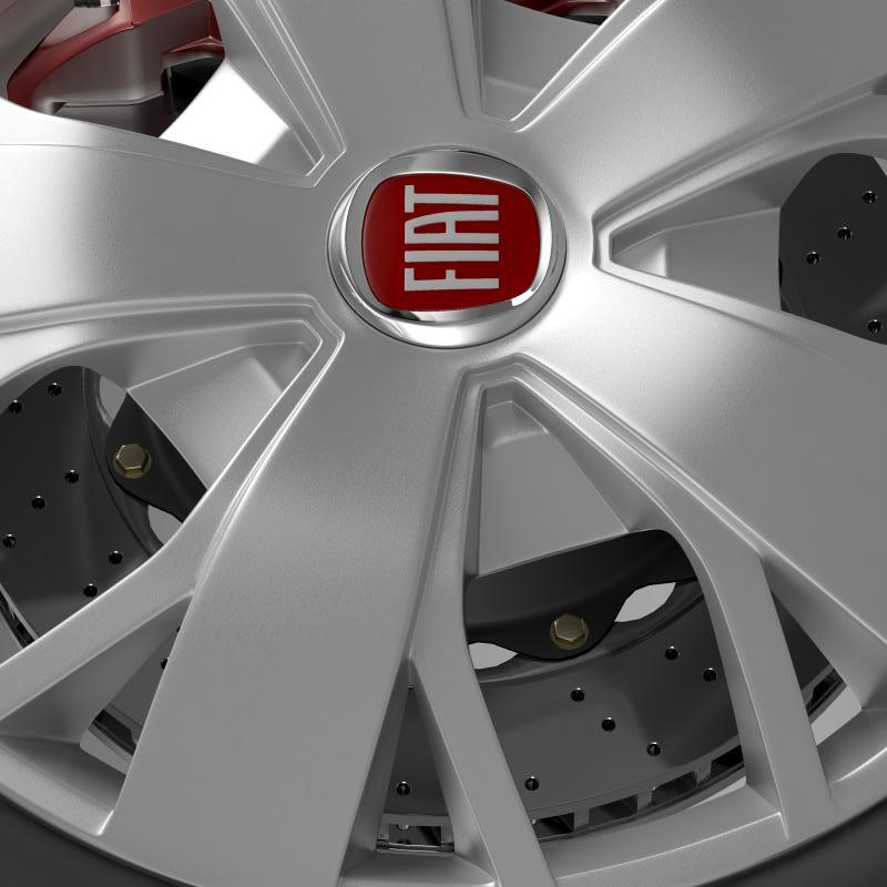 fiat ducato van l2h2 wheel 3d model 3ds max fbx c4d lwo ma mb hrc xsi obj 211026