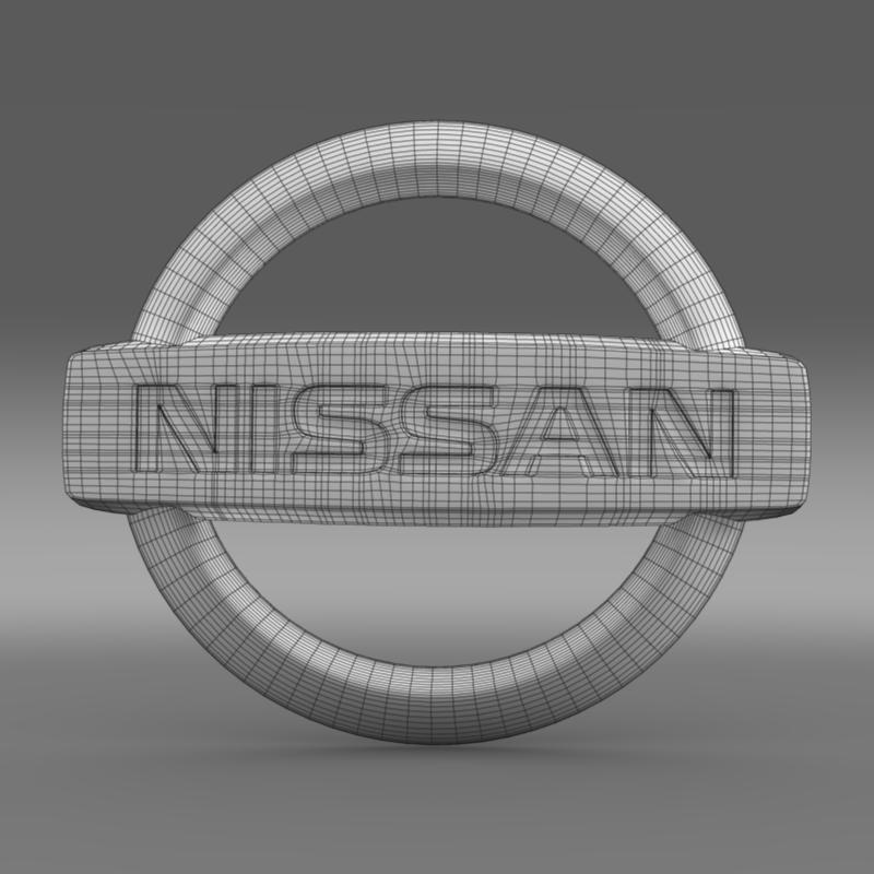 nissan fuga wheel 3d model 3ds max fbx c4d lwo ma mb hrc xsi obj 211083