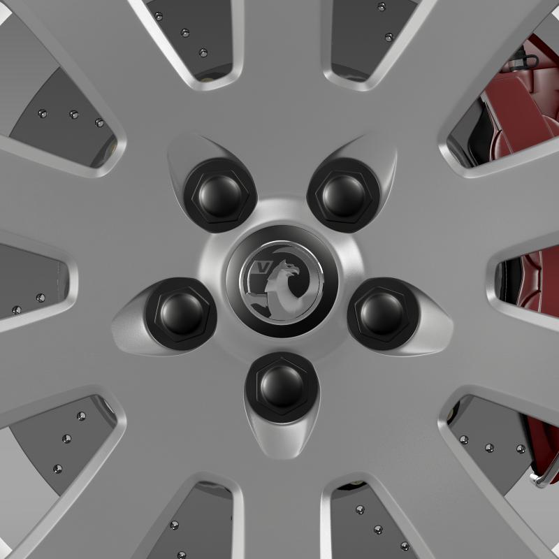 vauxhall insignia wheel 3d model 3ds max fbx c4d lwo ma mb hrc xsi obj 211121