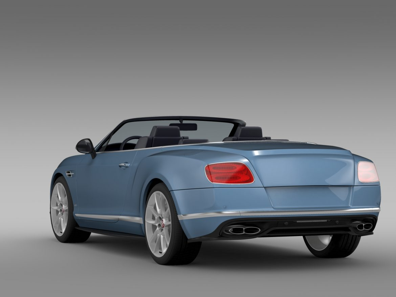 bentley continental gt v8 s convertible 2015 3d model 3ds max fbx c4d lwo ma mb hrc xsi obj 211217