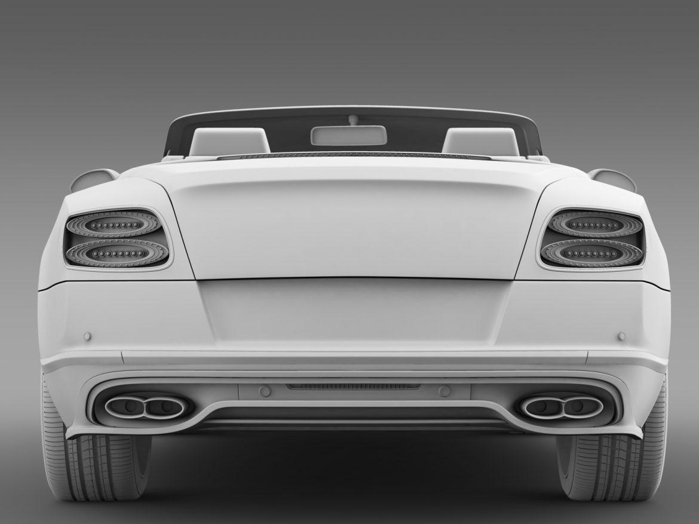 bentley continental gt v8 s convertible 2015 3d model 3ds max fbx c4d lwo ma mb hrc xsi obj 211223