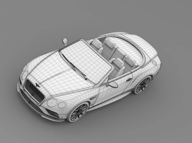 bentley continental gt v8 s convertible 2015 3d model 3ds max fbx c4d lwo ma mb hrc xsi obj 211226