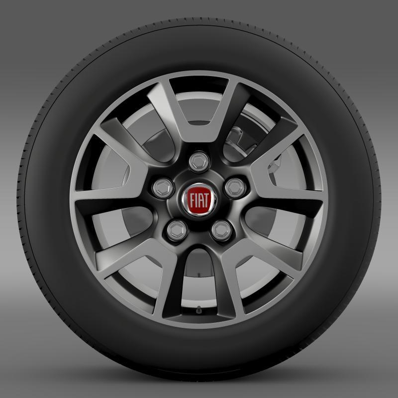 fiat ducato panorama wheel 3d загвар 3ds max fbx c4d lwo ma mb hrc xsi obj 211293