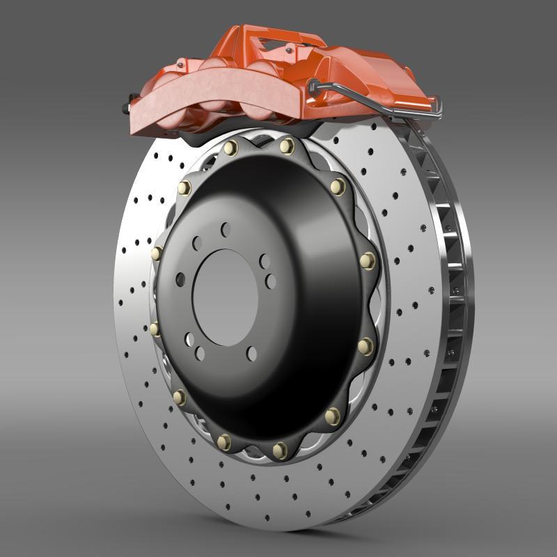 mercedes maybach wheel 3d model 3ds max fbx c4d lwo ma mb hrc xsi obj 211346