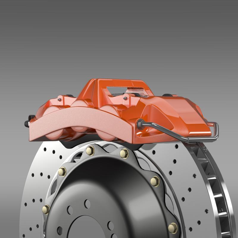 mercedes maybach wheel 3d model 3ds max fbx c4d lwo ma mb hrc xsi obj 211348