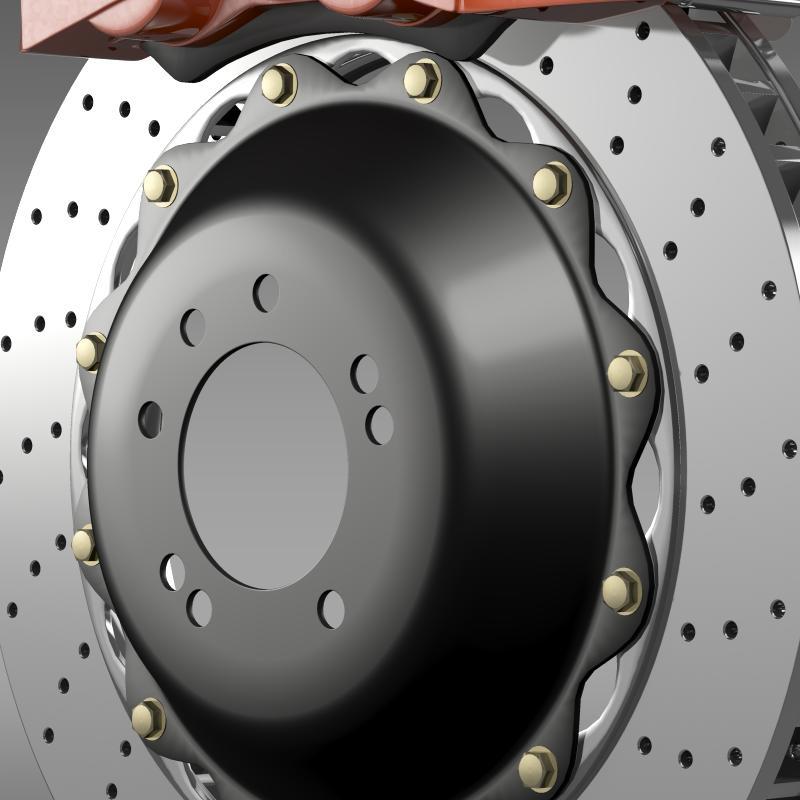 mercedes maybach wheel 3d model 3ds max fbx c4d lwo ma mb hrc xsi obj 211349