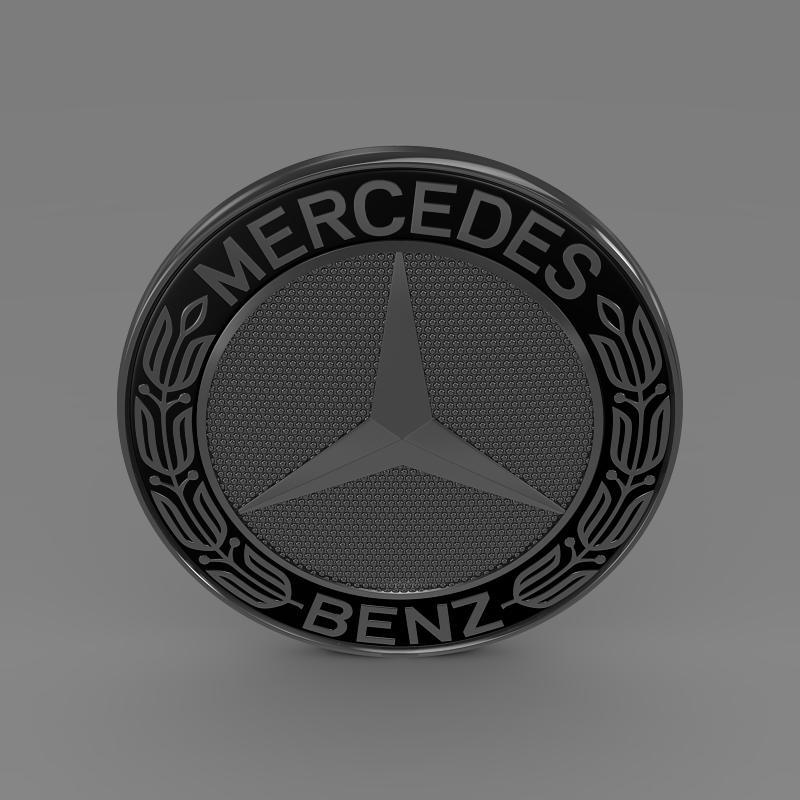 mercedes maybach wheel 3d model 3ds max fbx c4d lwo ma mb hrc xsi obj 211350