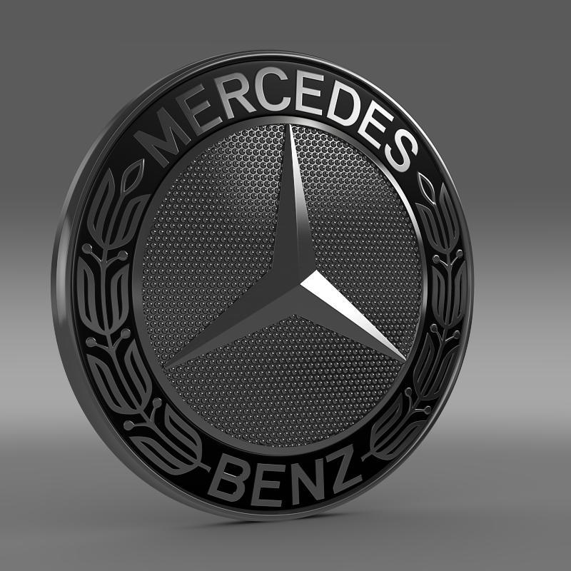 mercedes maybach wheel 3d model 3ds max fbx c4d lwo ma mb hrc xsi obj 211351