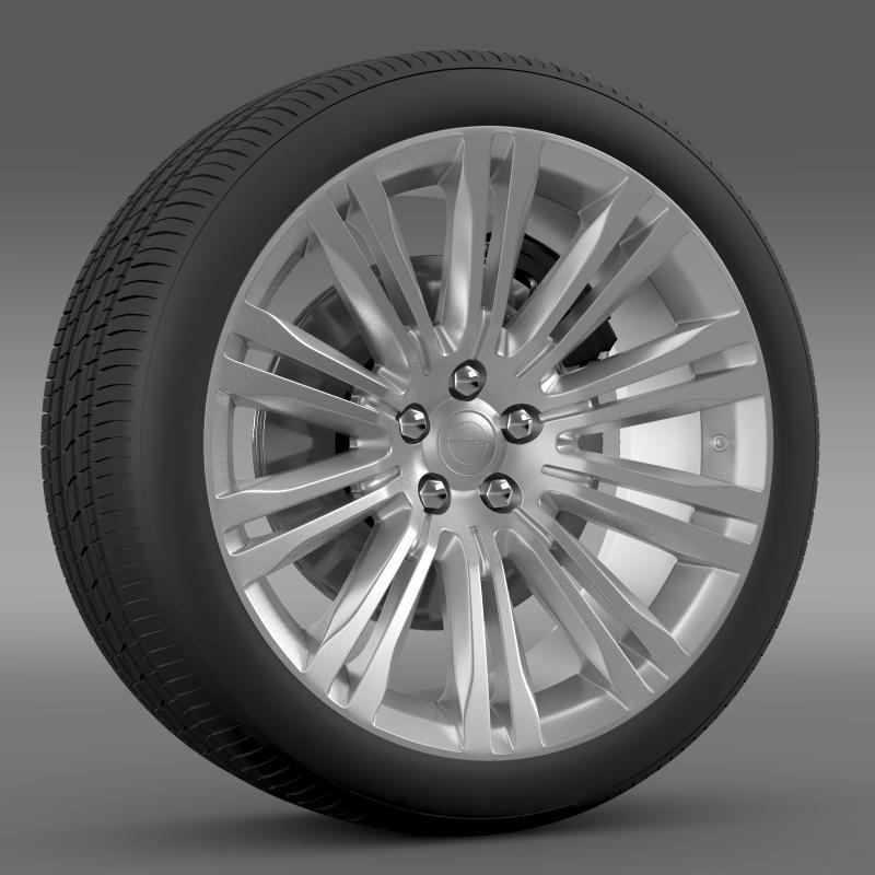 chrysler 300c 2012 wheel 3d model 3ds max fbx c4d lwo ma mb hrc xsi obj 211415