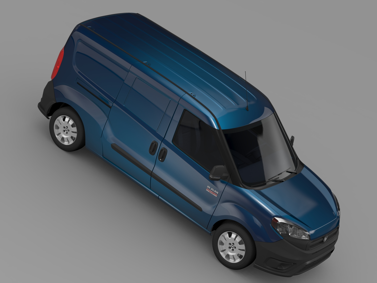 ram promaster city tradesman cargo van 2015 3d model buy ram promaster city tradesman cargo. Black Bedroom Furniture Sets. Home Design Ideas