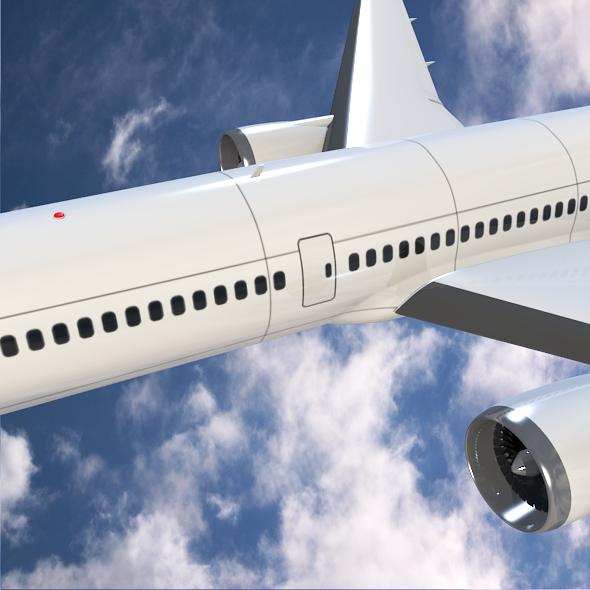 Boeing 787-9 dreamliner ( 200.72KB jpg by futurex3d )