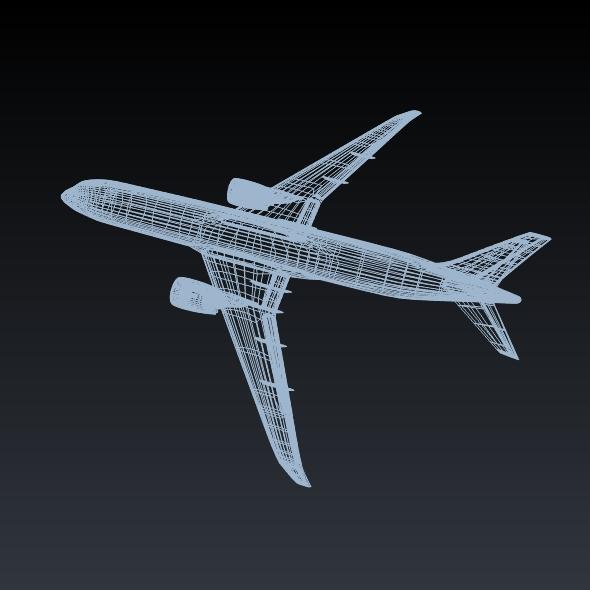 Boeing 787-9 dreamliner ( 99.39KB jpg by futurex3d )