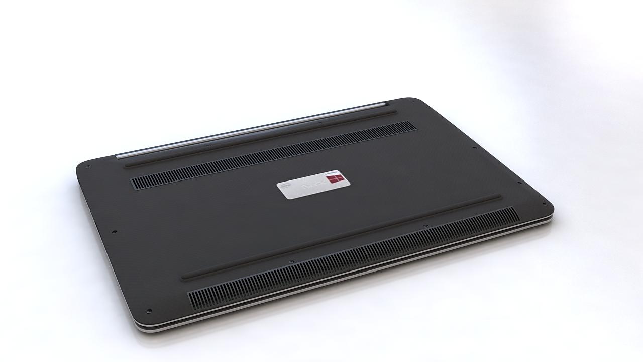 dell xps 15 3d model max 211707