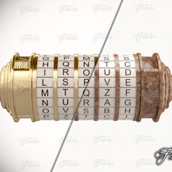 Cryptex Collection 3d model 0
