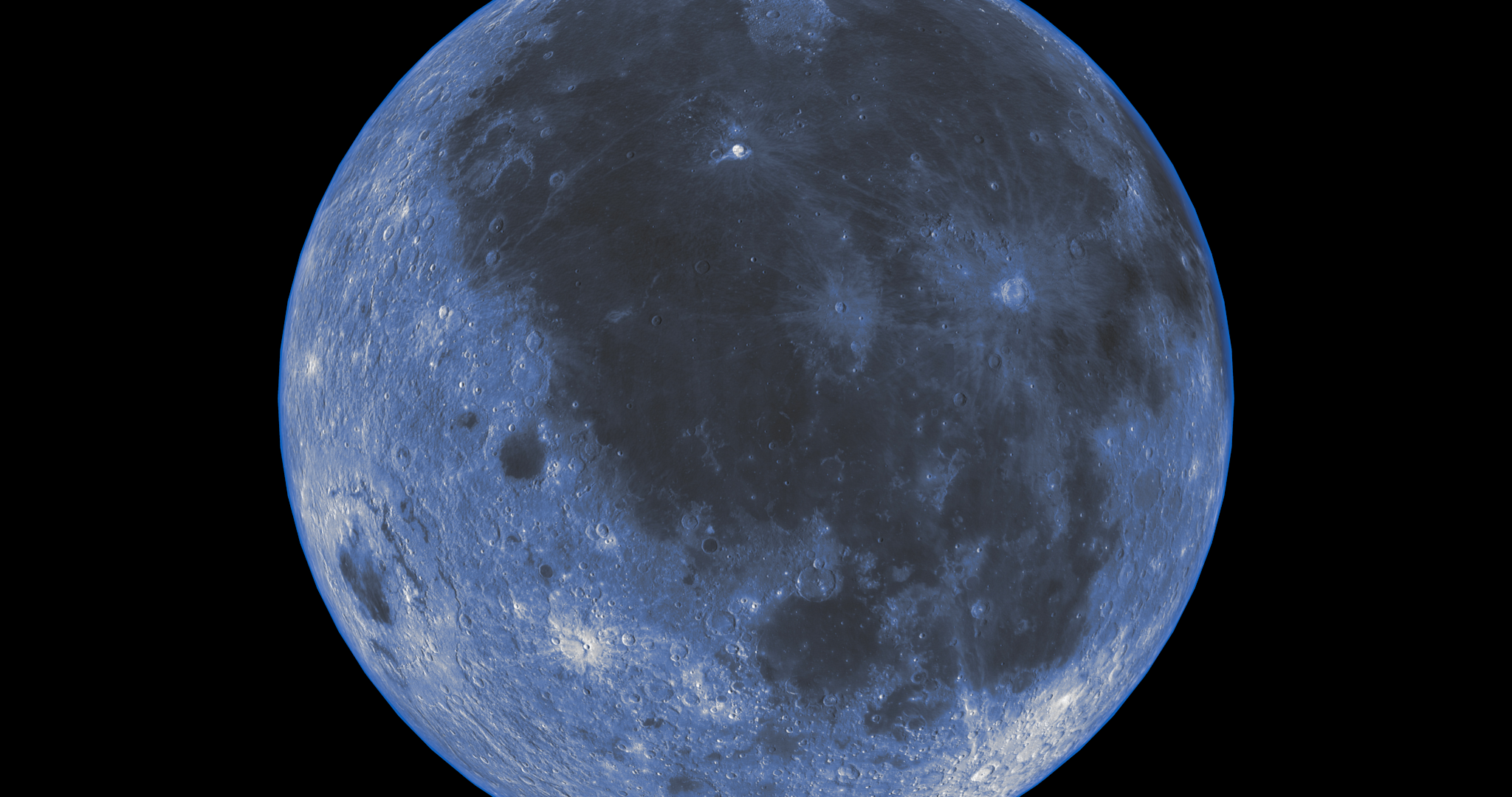 Moon 11k 3d model 3ds fbx blend dae jpeg obj 211858