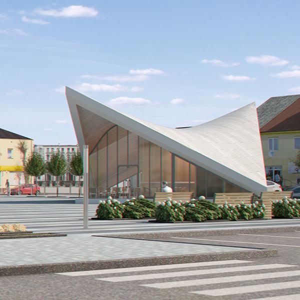 Expo Pavilion at City Plaza (Render Ready) ( 232.66KB jpg by 5starsModels )