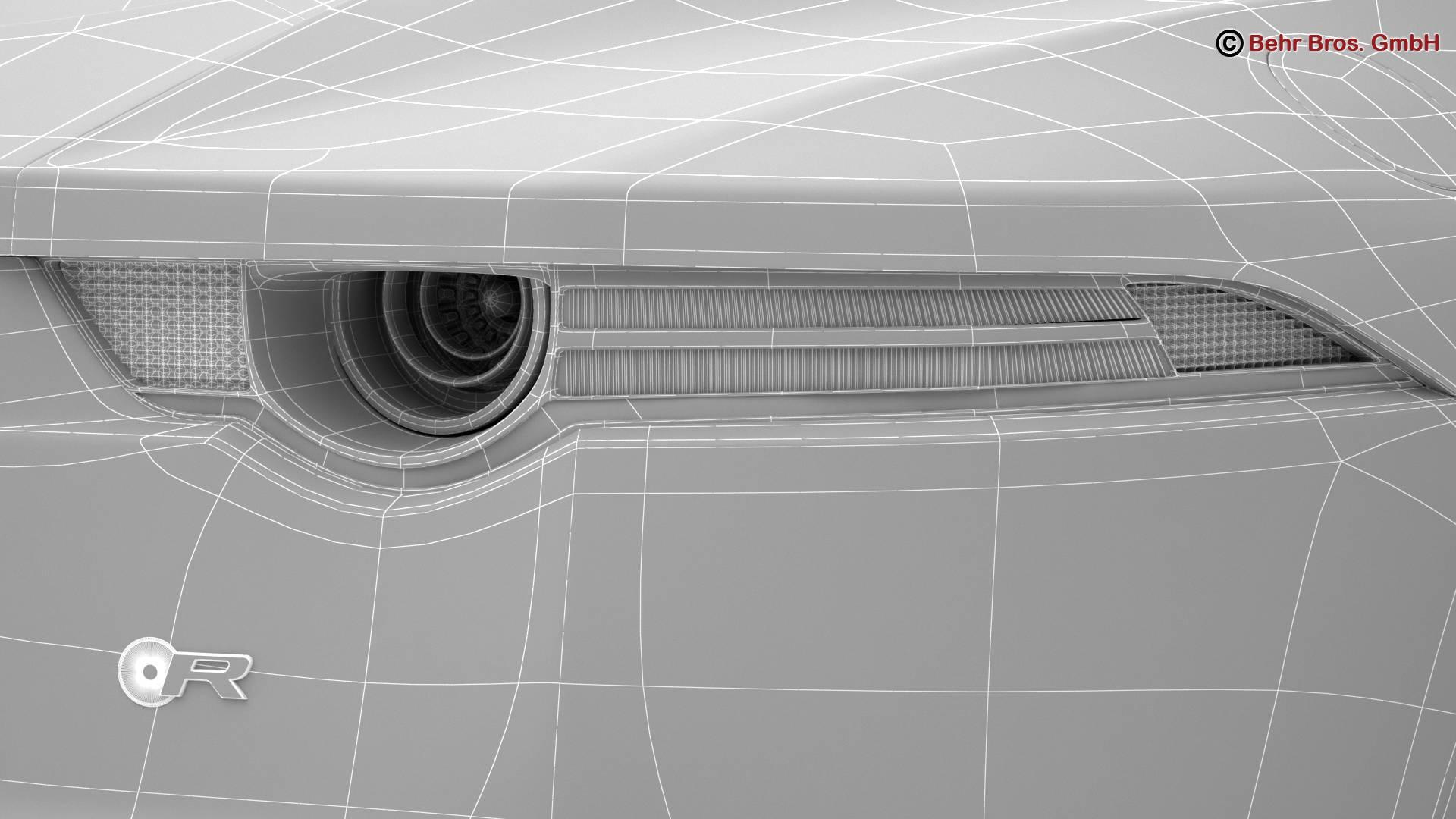 jaguar f type r coupe 2015 3d model 3ds max fbx c4d lwo ma mb obj 212090