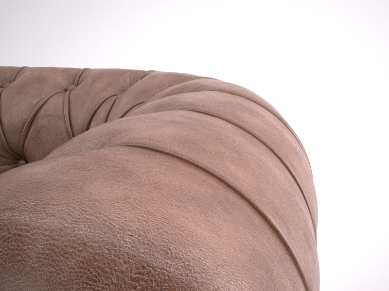 chesterfield sofa 3d model max jpeg jpg obj 212175