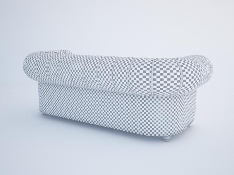 chesterfield sofa 3d model max jpeg jpg obj 212176