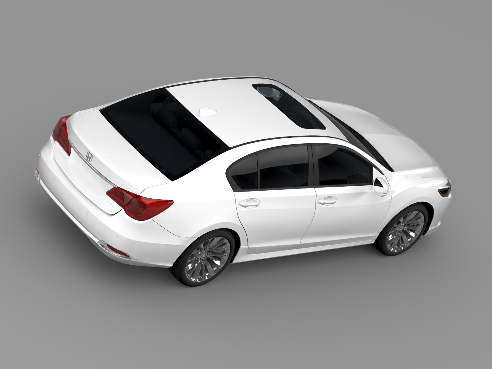 honda legend 2015 3d model vehicles 3d models avto 3ds max fbx c4d lwo lws lw ma mb obj ar vr. Black Bedroom Furniture Sets. Home Design Ideas