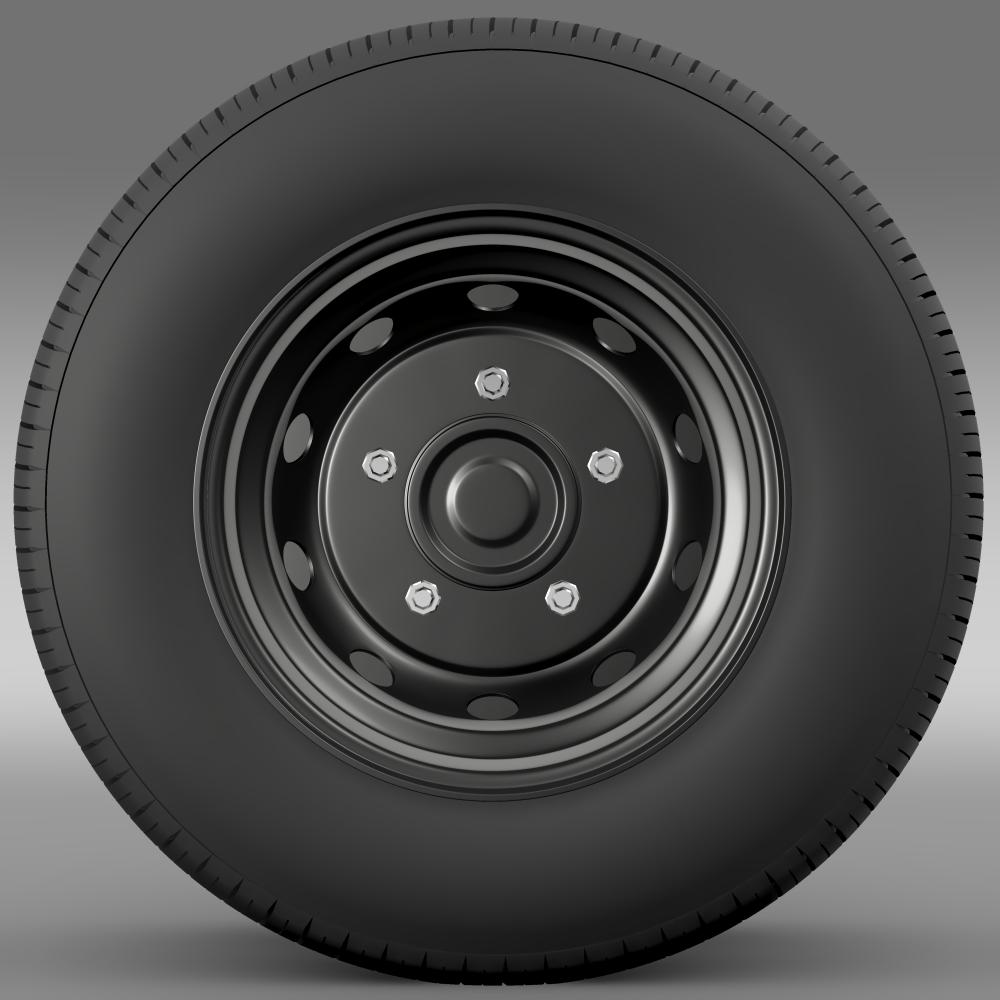 ashok leyland wheel2 3d model 3ds max fbx c4d lwo ma mb hrc xsi obj 212714