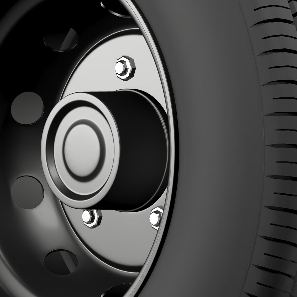 ashok leyland wheel2 3d model 3ds max fbx c4d lwo ma mb hrc xsi obj 212716