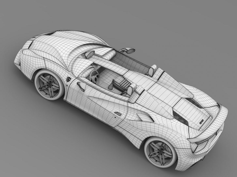 ferrari 488 speedster 2016 3d model 3ds max fbx c4d lwo ma mb hrc xsi obj 212742